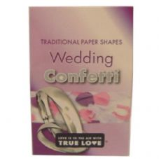 Traditional Paper Shapes Wedding Confetti